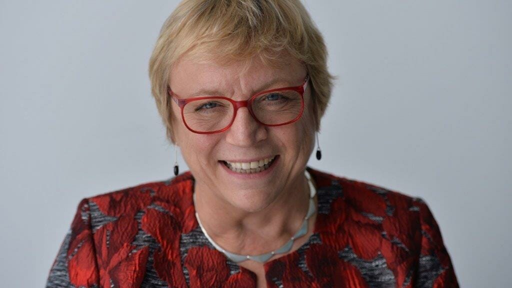 Hampstead Theatre Incoming Chairperson Irene Dorner