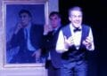 Howerds End Frankie Howerd played by Simon Cartwright Dennis Heymer played by Mark Farrelly Photo Jacky Summerfield
