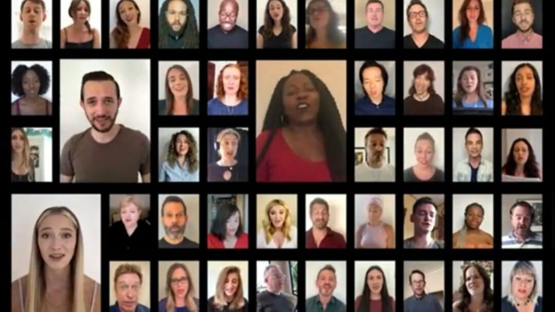 Imagine A World That Didnt Sign Virtual Choir