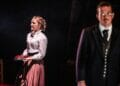 L R Paige Round Eleanor Lanyon and Ashley Sean Cook Hastings Lanyon in Blackeyed Theatres Jekyll Hyde. Photo Alex Harvey Brown