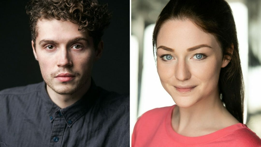 Laurie Duncan and Claire Marlein will star in Two