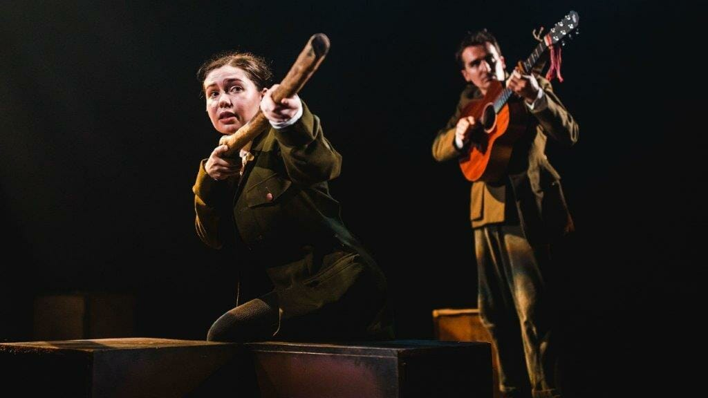 Private Peaceful at The Barn Theatre