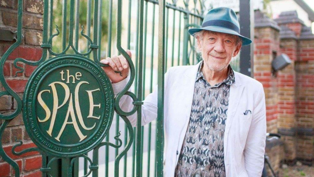 Sir Ian McKellen at The Space