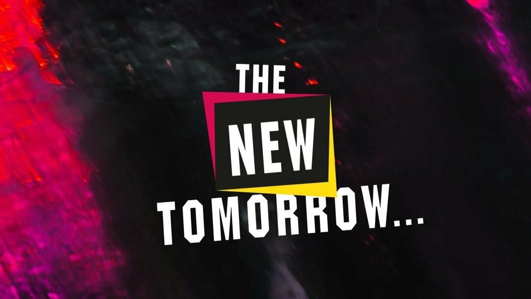 The New Tomorrow The Young Vic
