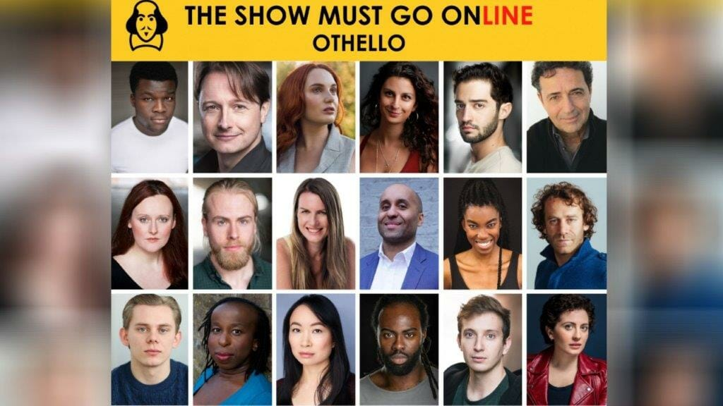 The Show Must Go Online Othello