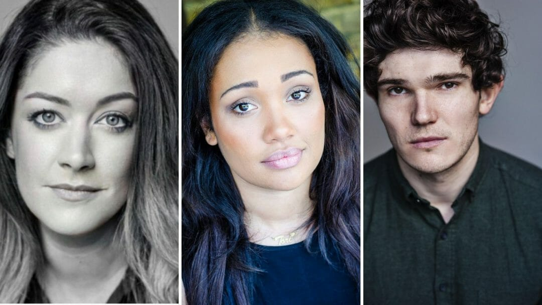 Julie Atherton Tori Allen Martin and Fra Fee join Chapter Next Line Up