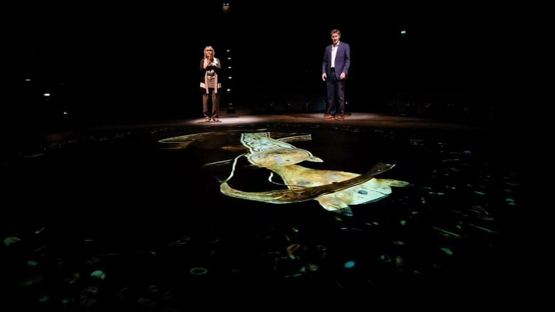 New Vic Theatre Hoard Festival Unearthed image by Andrew Billington