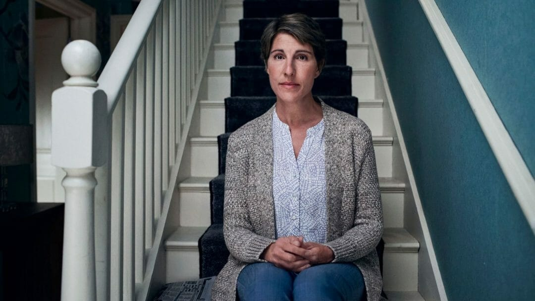 Nights in the Garden of Spain Tamsin Greig. Photo by Zac Nicholson