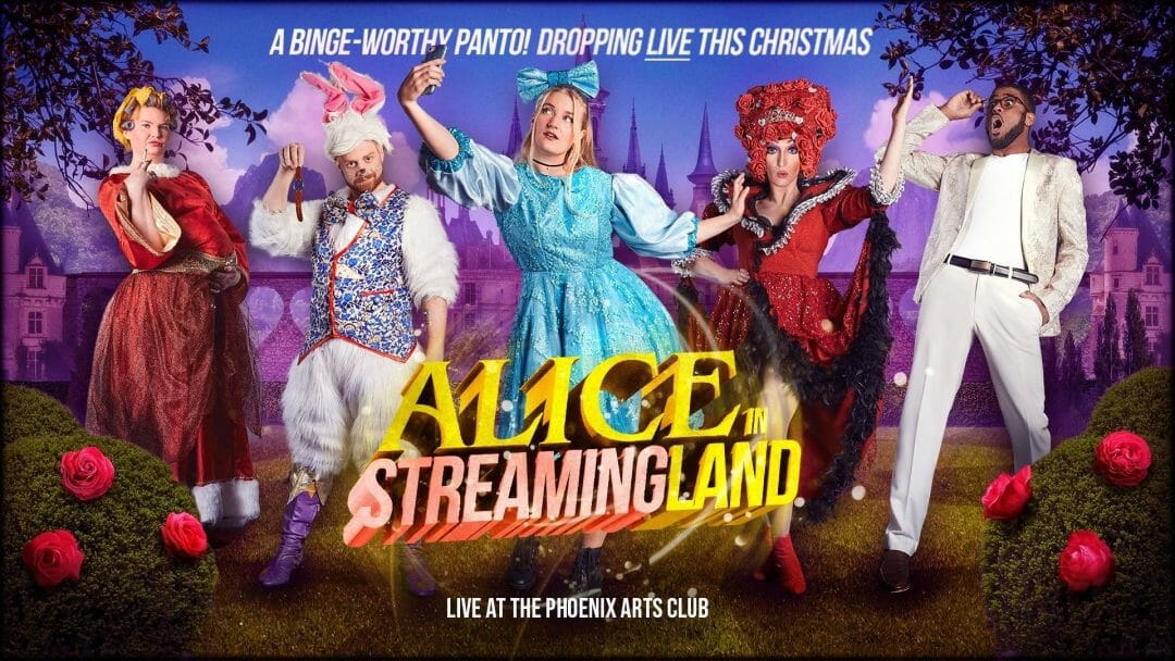 Alice in Streamingland Phoenix Arts Club