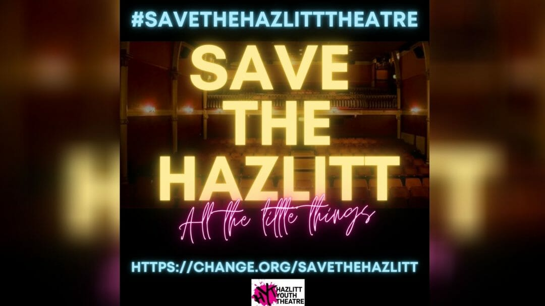 Save the Hazlitt