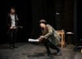 Akshay Khanna and Serin Ibrahim The Wolves of Willoughby Chase Rehearsals credit Lidia Crisafulli