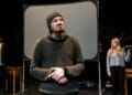 Anthony Spargo The Wolves of Willoughby Chase Rehearsals credit Lidia Crisafulli