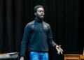 Reice Weathers The Wolves of Willoughby Chase Rehearsals credit Lidia Crisafulli