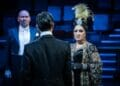 Sunset Boulevard Adam Pearce Max Von Mayerling and Ria Jones Norma Desmond Photography by Marc Brenner
