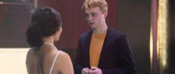 Emily Redpath as Juliet Sam Tutty as Romeo in Romeo Juliet credit Ryan Metcalfe Preevue