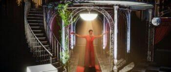 Helen Anker as Capulet in Romeo Juliet credit Ryan Metcalfe Preevue