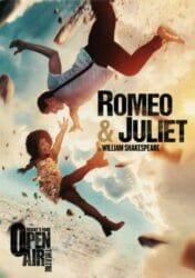 Romeo Juliet Regents Park Open Air Theatre Poster